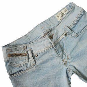 Diesel Women's Matic Stretch Straight Leg Jeans